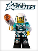 LEGO Ultra Agents