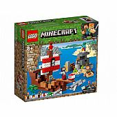 LEGO 21152 Minecraft Pirate Ship Adventure