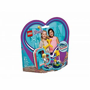 LEGO 41386 Stephanie Summer Heart Box