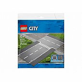 LEGO 60236 Straight & T-Junction