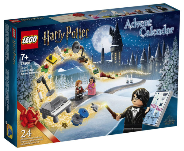 LEGO 75981 Harry Potter Advent Calendar (2020)   Imagine That Toys