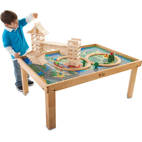 nilo multi activity table imagine that toys rh imaginethattoys net nilo train table mat nilo train table used
