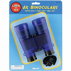 Look and See Field Binoculars